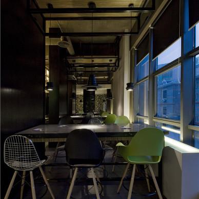 曾建龙设计作品-臻鲜道时尚餐厅_2586952