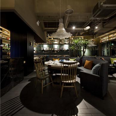 曾建龙设计作品-臻鲜道时尚餐厅_2586962