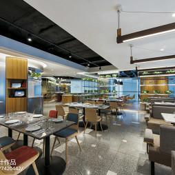 商场The Pantry餐厅室内设计