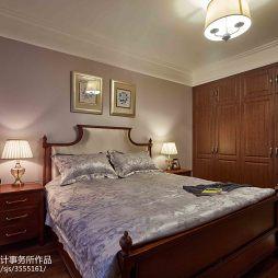 经典美式卧室装修