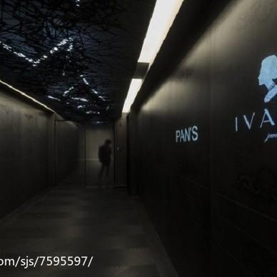 沈雷设计作品-PAN服装工作室设计_2587742