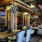 工装良品咖啡厅装修图