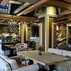 良品咖啡厅座位区设计