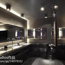 酒店玉吧卫生间设计