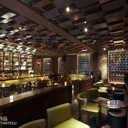 褐石酒吧设计案例