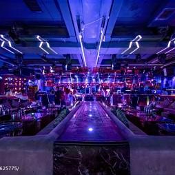 长沙祖咖酒吧装修