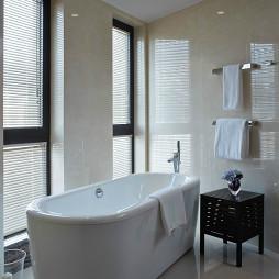 酒店式公寓卫浴设计