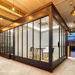 双面办公空间设计