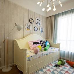 童趣美式儿童房装修