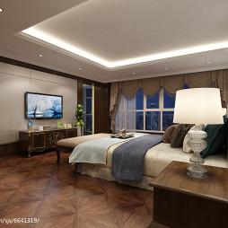 通和桂园美式卧室角度3_2591256