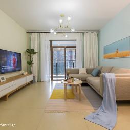 家装现代风格客厅布置