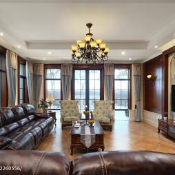 家居欧式风格客厅效果图大全