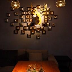 美诺新馆照片墙设计