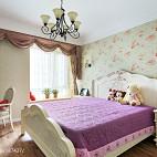 可爱田园风格卧室设计