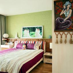 混搭风创意卧室设计