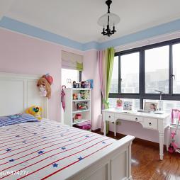 美式乡村风格儿童房装修