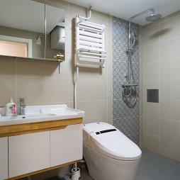 简约风格卫浴装修案例