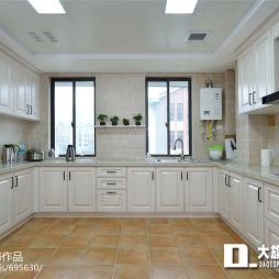 大气美式厨房装修