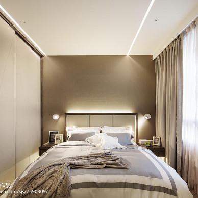 舒适现代风格卧室设计案例