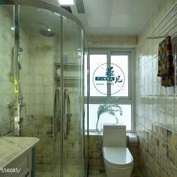现代美式卫浴装修大全