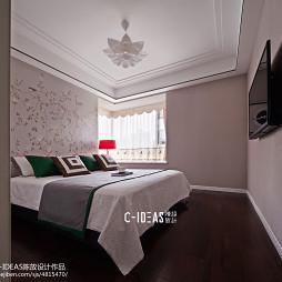 质感现代风卧室装修