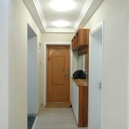 地中海风格二居室玄关设计