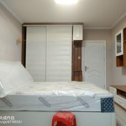 简约地中海风格卧室装修