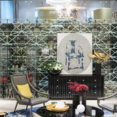 邱德光设计作品-復康路十一號天津之家