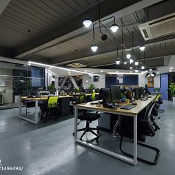 工业风办公室室内装修