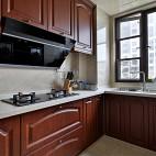 中式风格家居厨房图片