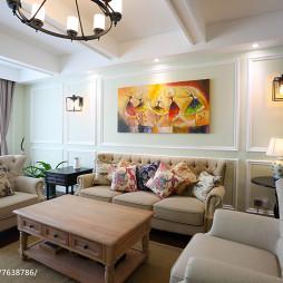创意美式客厅设计大全