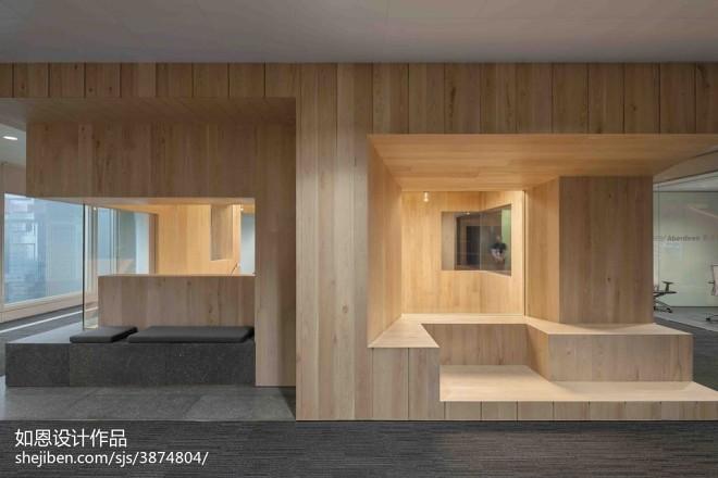 如恩设计作品-彭博香港办公室_260