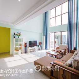大气简约客厅设计