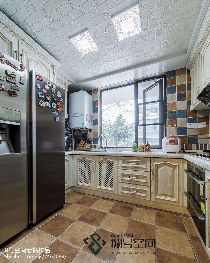 别墅地中海风格家居厨房装修