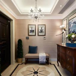 家居新古典玄关设计