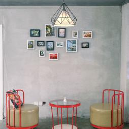 室内设计公司照片墙设计