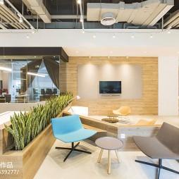唐硕办公室休息区设计