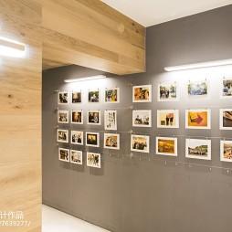 唐硕办公室照片墙设计