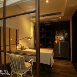 工作室二楼办公空间设计