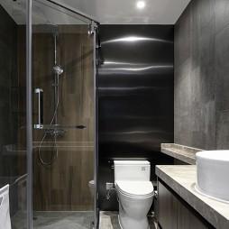最新现代风格小卫浴设计