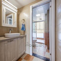 2017田园风格卫浴设计