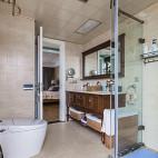 干净整洁美式卫浴设计