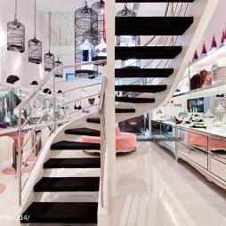 购物商店楼梯设计