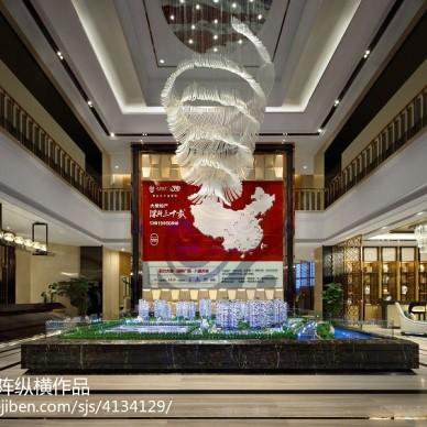 矩阵纵横设计作品-南宁大唐世家营销中心_2603963