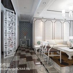 新中式婚房_2604250