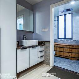 北欧现代卫浴装修