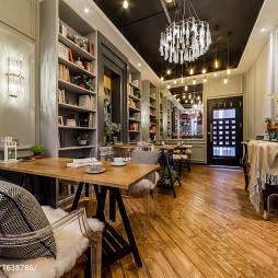 时尚咖啡厅装修案例