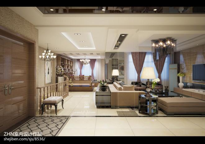 现代家居时尚空间_2605133