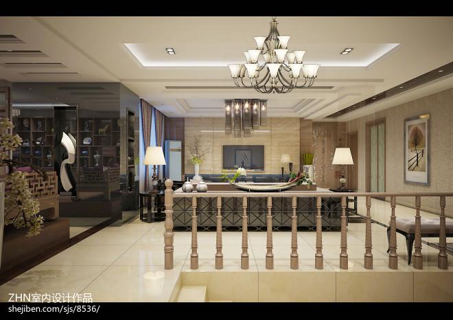 现代家居时尚空间_2605150