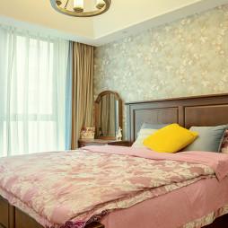 最新美式卧室装修